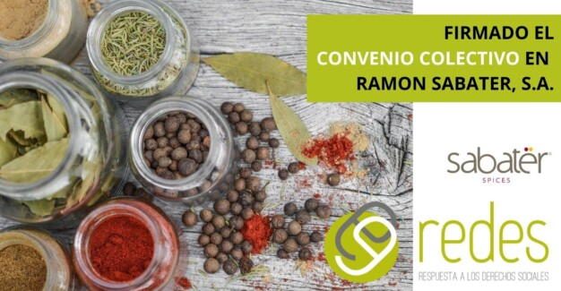 FIRMADO EL CONVENIO COLECTIVO EN RAMON SABATER, S.A. Subida salarial entre el 6 y el 10%